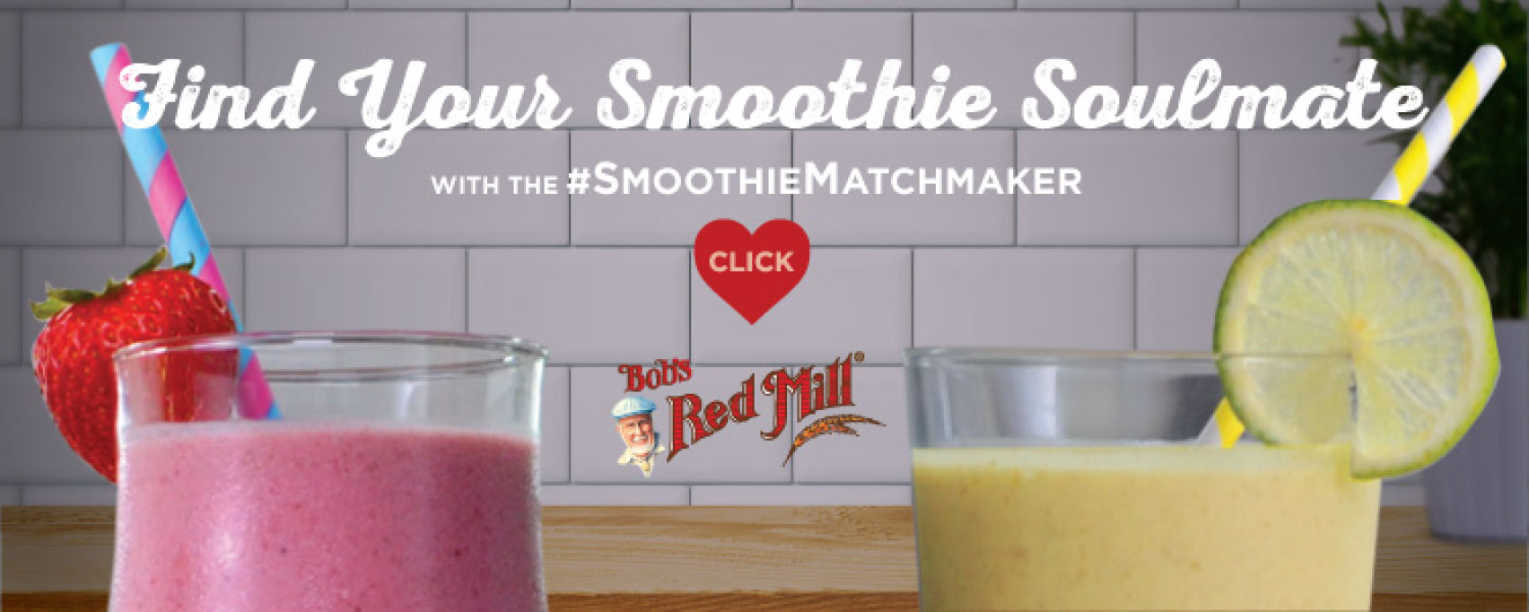 Bob's Red Mill Smoothie Matchmaker